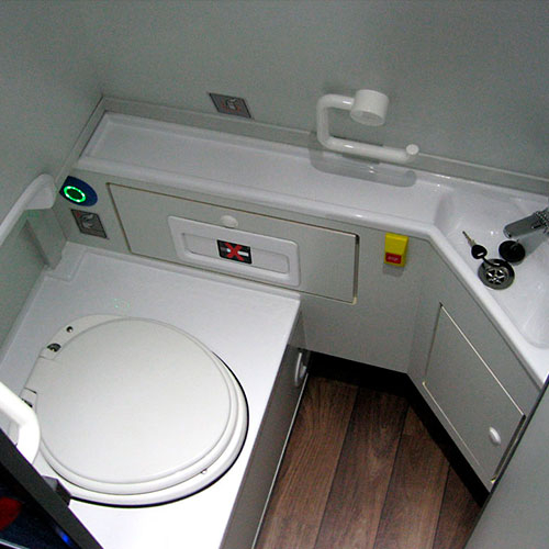 NEOQUIM - BIOLOGIC WC - Biológico especial para limpieza de wc portátiles