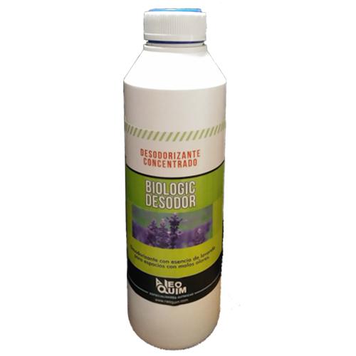 Desodorizante concentrado - Neoquim