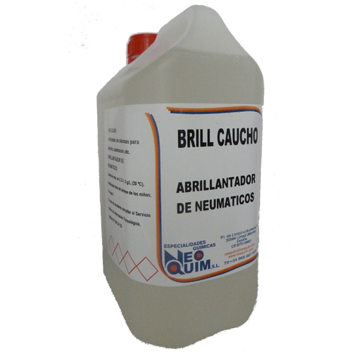 Abrillantador de neumaticos- Neoquim